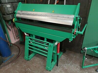 "Sheet Metal Box & Pan Folder Bender Bending Machine 1200mm (47.2"")/ 1.0mm"