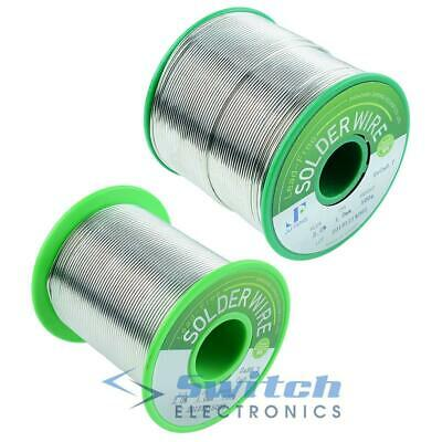 0.7mm 1mm 1.2mm Lead Free Solder Wire Fluxed Core 100g / 500g