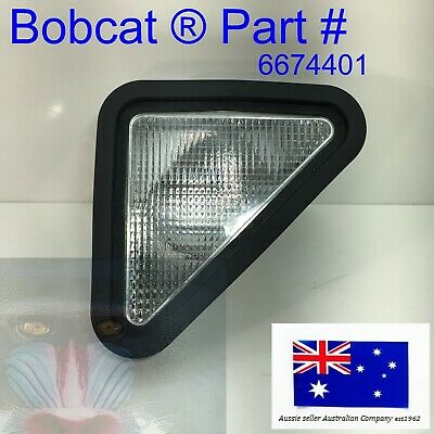 Bobcat Skid Steer Light Front Right Hand Side Headlight Lamp 6674401