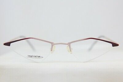 71949756db GREAT VINTAGE FLAIR Jet Set 682 Rimless Eyeglasses Brille New! Made ...