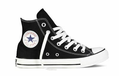 converse all star alte donna nere