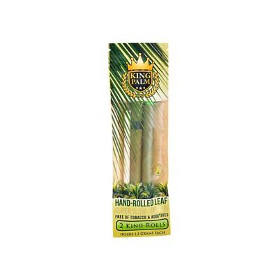 King Palm Super Slow Burning Slim Cones Pack with 3 units