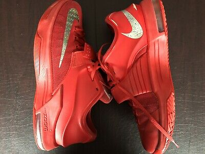 info for 83884 c5c0a Nike Kd Vii 7 Global Game Mens 10.5 Action Red 653996 660 Kevin Durant