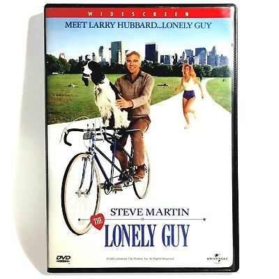 The Lonely Guy (DVD, 1983, Widescreen)   Steve Martin  Charles Grodin