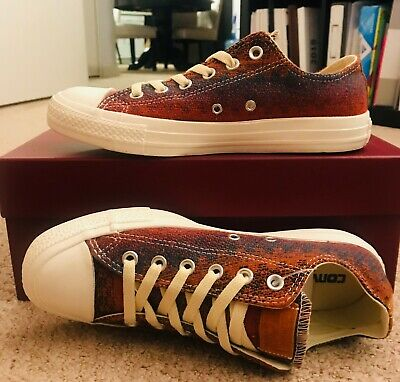 aa2c22da303 NEW CONVERSE CT Ox Terrarosa Chuck Taylor All Star Sz Us M 6.5 W 8.5 ...