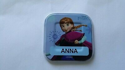 Brand New Woolworths Disney Words Collectibles Tiles Disney Frozen Anna