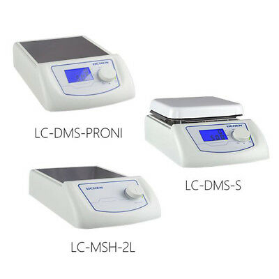 High Accuracy 5L Lab Magnetic Stirrer Mini Magnetic Mixer Mixing Machine 220V