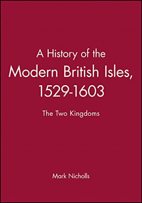 Nicholls-History of the British Isles BOOK NEW