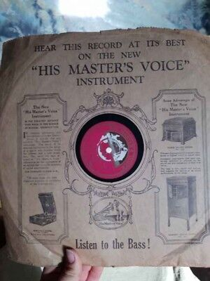 His masters voice record