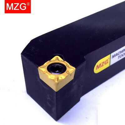 MZG SCFCR2525M12 Turning Tool CNC Lathe Cutting Boring Cutter External Holder