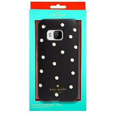 For HTC One M9 Kate Spade NY Flexible Hardshell Cover Case - Scatter Pavilion
