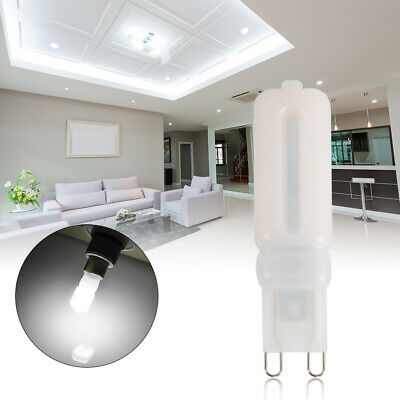 6pcs G9 12W LED Dimmable Capsule Bombilla Bulb Halogen Bulbo Blanco frío LD1111
