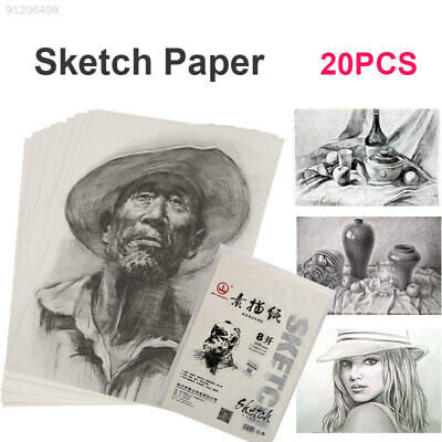 2624 Drawing Paper Professional Durable Art Supplies Drafting Artist Lettering