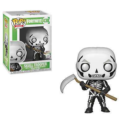 Funko Pop Vinyl - Fortnite - Skull Trooper 438