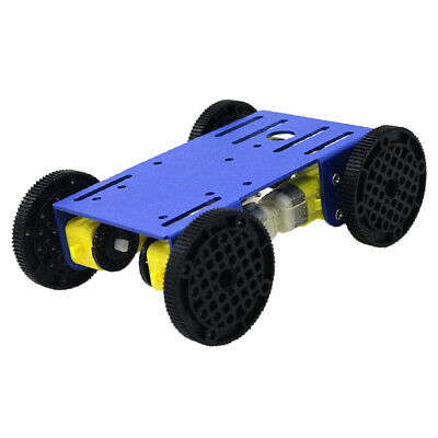 4 WD Robot Chassis Kits with 4 TT Motor for Arduino/Raspberry Pi