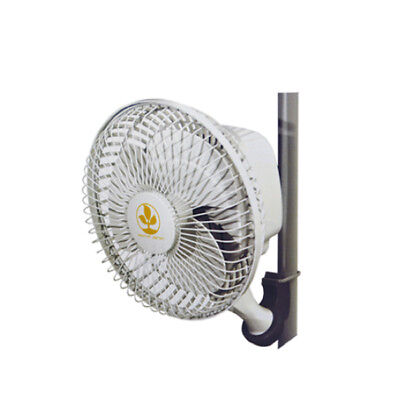 Secret Jardin Monkey Fan Clip on Fan 13w, 20w Oscillating, 30w