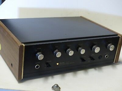 Vintage Retro Sansui Audio Stereo Solid State Amplifier, phono input