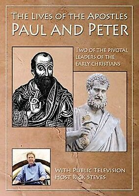 The Lives Of The Apostles Paul And Peter (DVD, 2008)New - Christian Movie