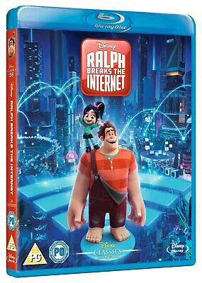 Ralph Breaks The Internet  (Disney) [Blu-ray]