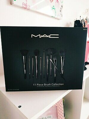 Kit Professionnel Mac 11 Pinceaux Maquillage Brush Makeup