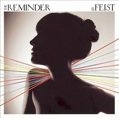 2 CD lot - Feist The Reminder (CD-2007) and Let it Die CD
