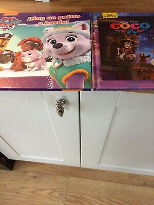 Children Books in Spanish - Disney Coco and Paw Patrol