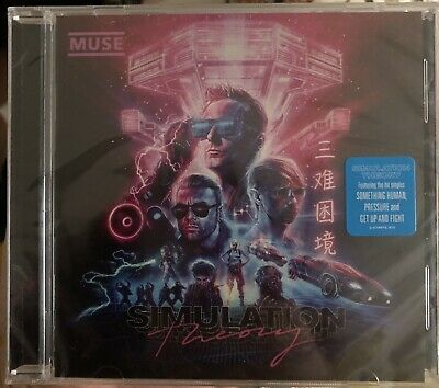 Muse - Simulation Theory (Brand New CD)