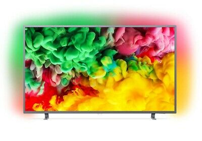 "Philips Smart TV 139 cm (55"") ultra-plat 4K UHD LED - Ambilight - 55PUS6703"