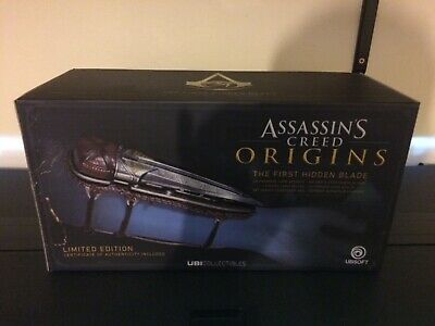 assassins creed origins bayek hidden blade limted edition