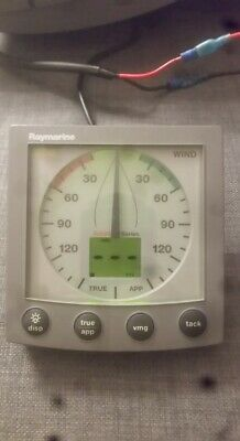 Raymarine Display St60 Wind  Tested !!!