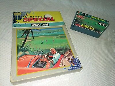Msx2 - Hole In One Special