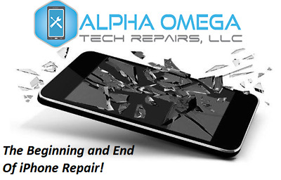 iPhone 6S Plus Cracked glass broken screen repair service