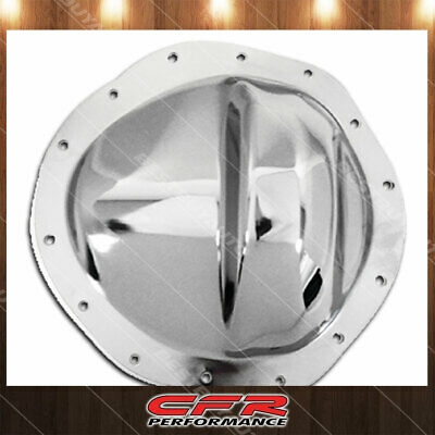 For 73-Up Chevy GMC Truck Black Rear Differential Cover 14 Bolt W//Ring Gear