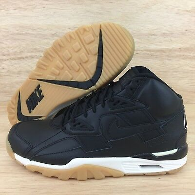 Nike Air Trainer SC Winter Bo Jackson Black Gum Sole Men s SZ 8.5  AA1120- b88b4ff10