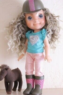 CLEARANCE: OOAK Repainted Disney Doll | Kindred Spirit Dolls | Heidi