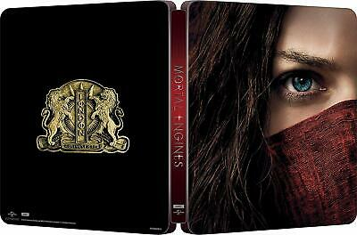 Mortal Engines - Limited Edition Steelbook (Blu-ray) BRAND NEW!! PRE-ORDER!!