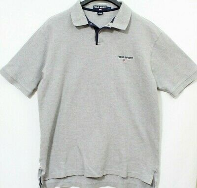 6603d0dbefe03 polo ralph lauren Polo Sport Men s Vintage 90 s Embroidered Polo Shirt Sz L