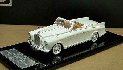 1:43 Rolls-Royce Silver Cloud Honeymoon Express 1957's (White)