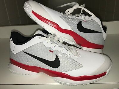 huge selection of ca812 aa157 New NIKE NikeCourt AIR ZOOM ULTRA Mens Size 9.5 Tennis Shoes 845007 116