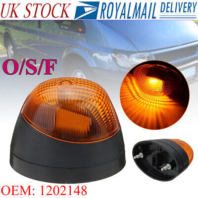 Genuine Ford  Escort MK5 Front Wing Repeater Lamp 6156783