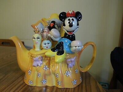 The Disney Character Cardew design Teapot Collection MINNIE DRESSING TABLE