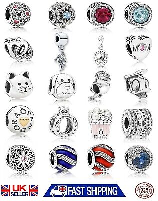 33#  New Authentic Genuine PANDORA Charms ALE S925 Sterling Silver