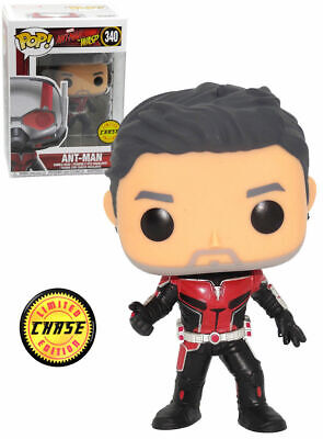 Funko Pop Marvel Ant-Man and the Wasp: Ant-Man Chase Limited Edition #30724