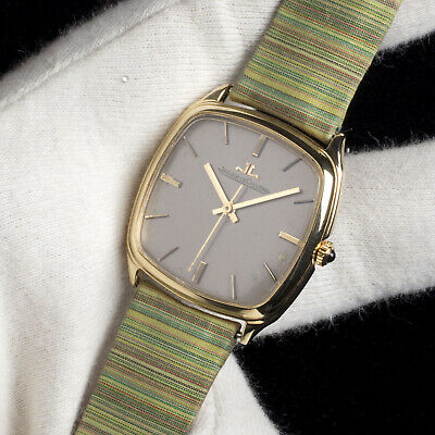 Jaeger leCoultre / Genuine: Movement Power Reserve 48h, Dial & Hands / Re-cased!