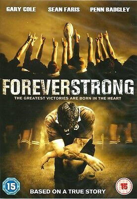 Forever Strong - Gary Cole  - New / Sealed Dvd