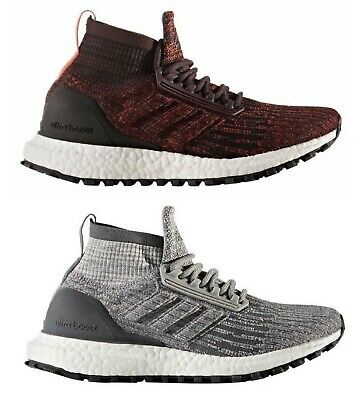 7f014e8b1 NEW ADIDAS ULTRABOOST CLIMA Youth Shoes Core Black Solar Red Boost ...