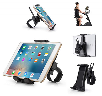 AboveTEK All-In-One Cycling Bike iPad/iPhone Mount, Portable Compact Tablet Hold
