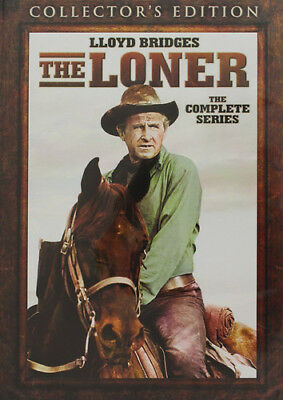 The Loner: The Complete Series  ( 4 DVD ) -  New