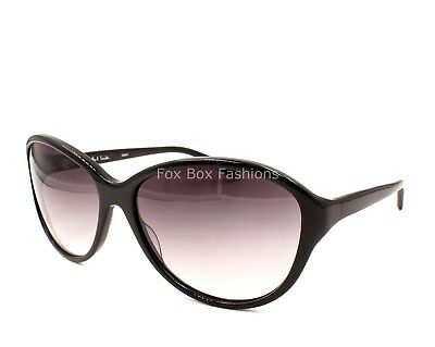 7f774baf0609f PAUL SMITH PS 389 OX Sunglasses Glossy Black ~ Gray Gradient ~ 60mm