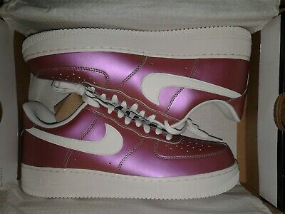 MEN S NIKE AIR FORCE 1  07 LV8 SHOES track red white black 823511 ... 1e2a71b65